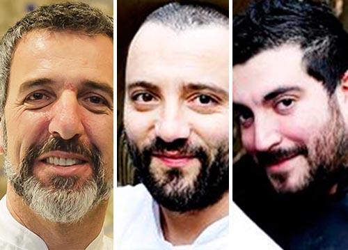 """La V Edición de """"Carrasco entre Amigos"""" regresa al restaurante El Mesón de Gonzalo con la presencia de tres reputados cocineros"""