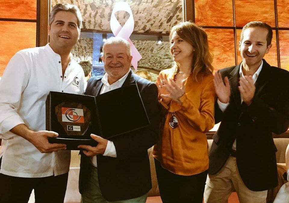 La Academia Castellana y Leonesa de Gastronomía y Alimentación viene a nuestra casa